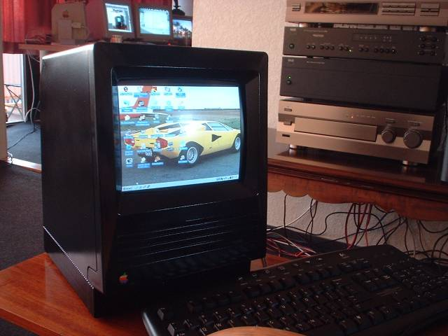 Project Mac SE Monitor Mod